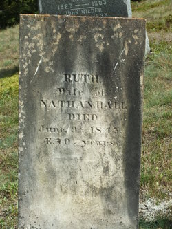 Ruth <I>Johnson</I> Hall