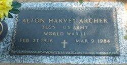 Alton Harvey Archer
