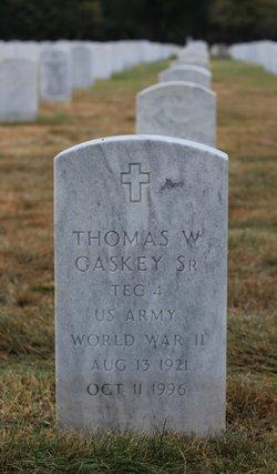 Thomas William Gaskey, Sr