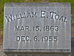 William Edward Toal