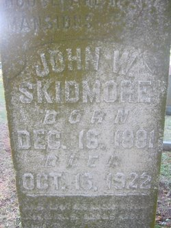 John William Skidmore