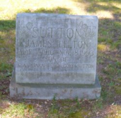 James Felton Sutton