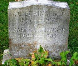 Mary <I>May</I> Stringer