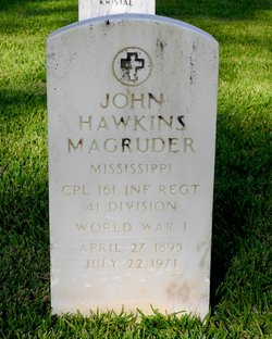 John Hawkins Magruder