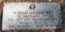 Corp Josiah Adams, Jr