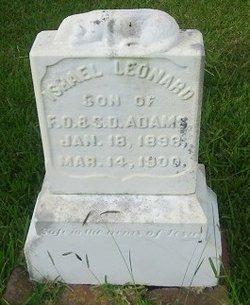 Israel Leonard Adams