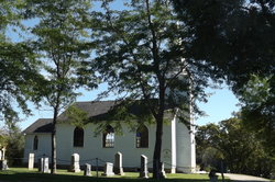 Saint Mary's Anglican Church Cemetery