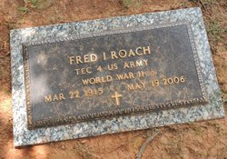 Fred Irvin Roach
