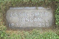 Essie Victoria <I>Smith</I> Duncan