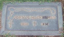 John Henry McInerney