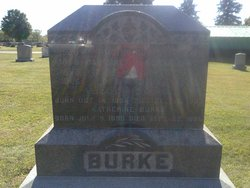 "Margaret ""Maggie"" <I>Sherry</I> Burke"