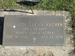 Gordon Glenn Archer