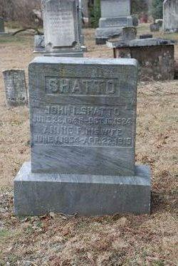 """Annie F. """"Phoebe"""" <I>Noy</I> Shatto"""