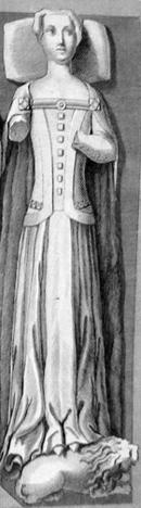 Lady Blanche de la Tour Plantagenet