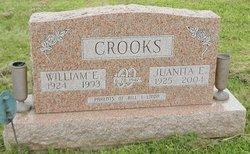 Juanita E <I>Eppley</I> Crooks