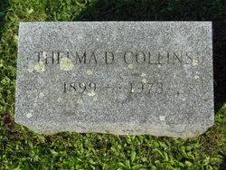 Thelma Inez <I>Davis</I> Collins