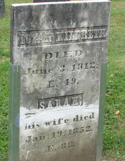 Sarah <I>Pierce</I> Hildreth