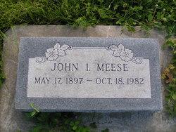 John I Meese