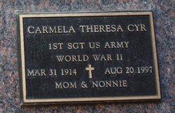 Carmela Theresa Cyr