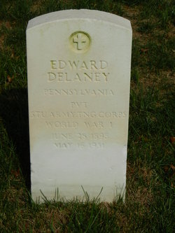 Edward Delaney