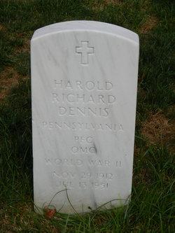 Harold Richard Dennis