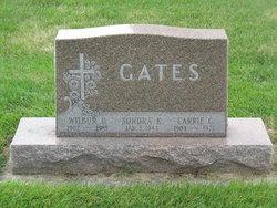 Carrie Christina <I>Martens</I> Gates