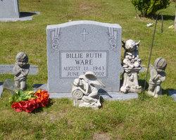 Billie Ruth Ware
