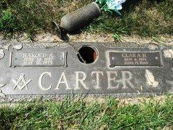 Harold August Carter