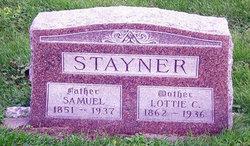 """Charlotte Casander """"Lottie"""" <I>Momenteller</I> Stayner"""