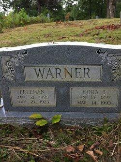 Cora Bell <I>Parker</I> Warner