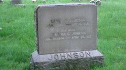Leroy Sunderland Johnson
