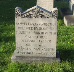 Samuel Lyman Munson, Jr