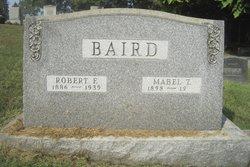 Mabel Lenore <I>Taylor</I> Baird