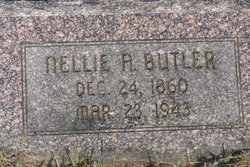 Nellie A. Butler
