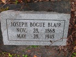 "Joseph Bogue ""J.B."" Blair"