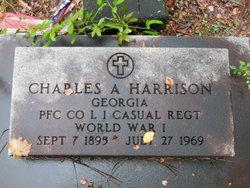 Charles A Harrison