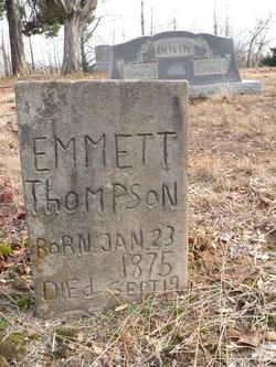 Emmett Thompson