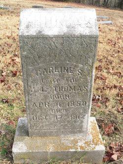 Carline S Thomas