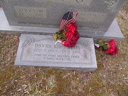 Donna <I>King</I> Altis