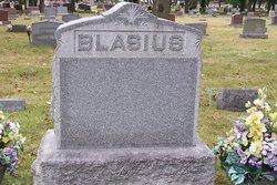 "Franklin L ""Frank"" <I>Bixler</I> Blasius"