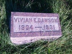 Vivian Eva <I>West</I> Dawson