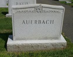 Harry Abraham Auerbach