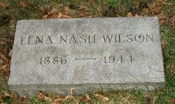 Lena <I>Nash</I> Wilson