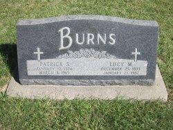 Lucy Mary <I>McAuliffe</I> Burns