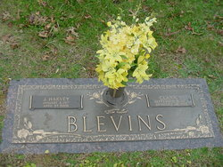 Virginia Clara <I>Parsons</I> Blevins