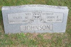Hazel Mae <I>Baer</I> Johnson