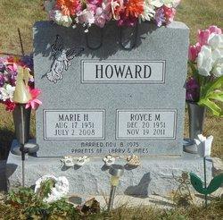 Marie H. <I>Deppolder</I> Howard