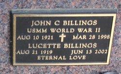 John Curtis Billings
