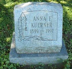 Anna F Kuerner