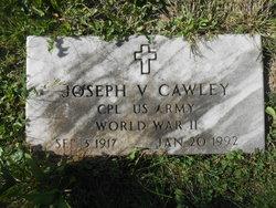 Joseph V Cawley